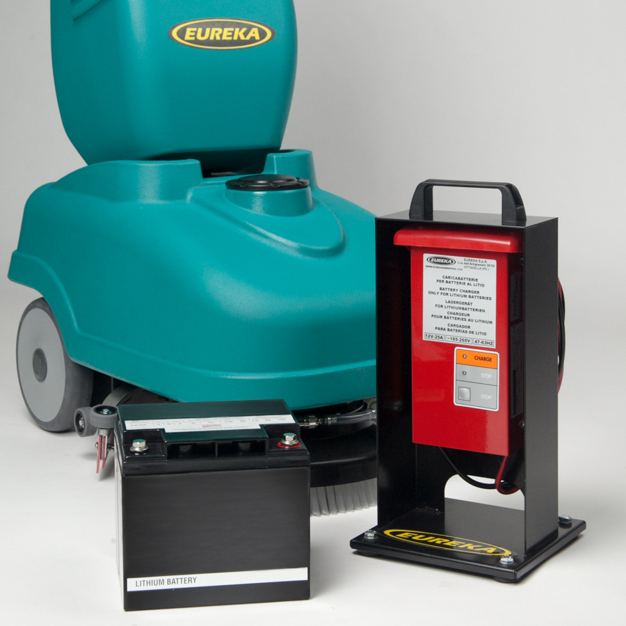 batteries au lithium eureka sweepers. Black Bedroom Furniture Sets. Home Design Ideas