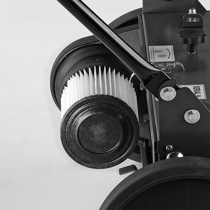 STAUBFREIE FILTRATION PICOBELLO 151 HANDKEHRSAUGMASCHINE