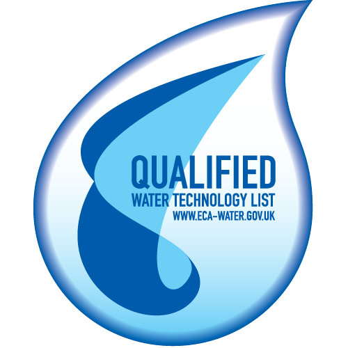 Eureka machines are on the UK WTL - Water Technology List