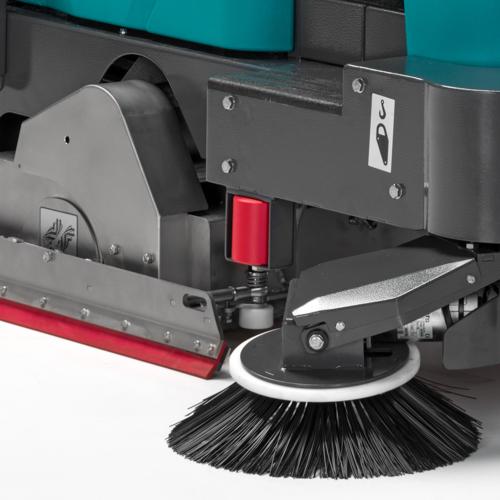 Eureka spazzatrice lavasciuga E110-R per la pulizia completa dei pavimenti