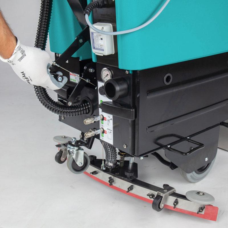 EC52 Eureka - Boquilla limpia suelo para la función de fregadora