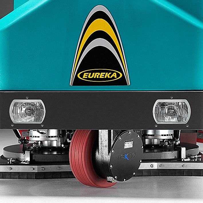 Motore di trazione | Eureka E110-R