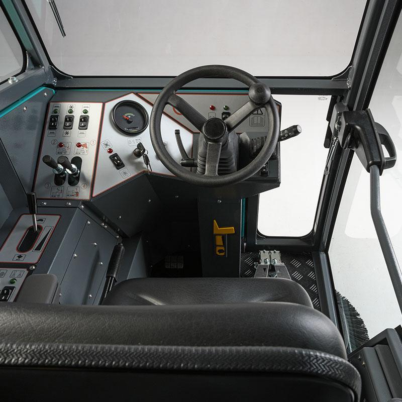 Bull 200 Eureka | Automotive steering system