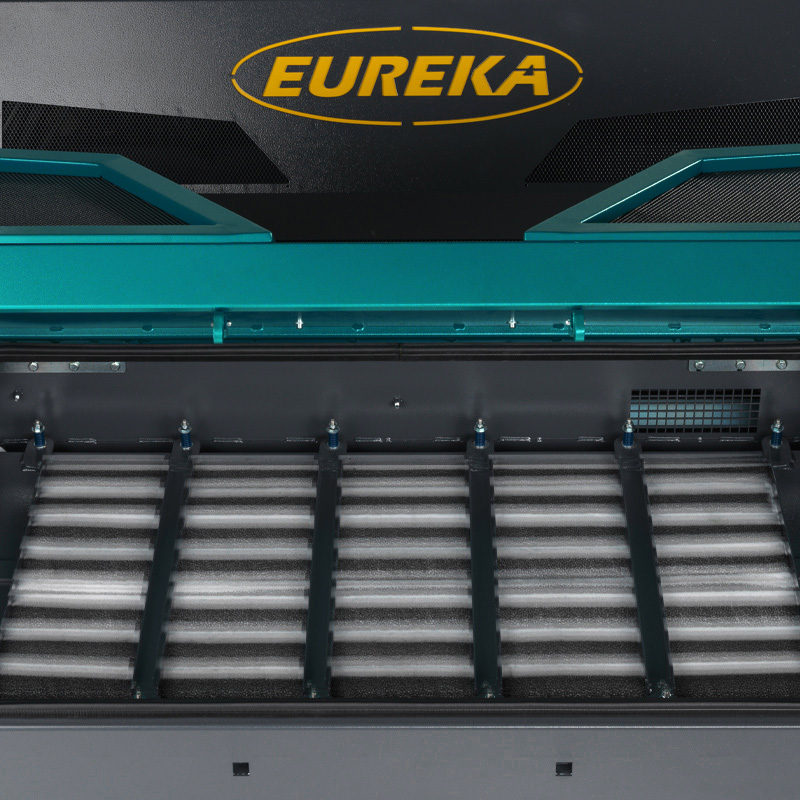 Bull 200 | Automatic cleaning of the filter | Eureka