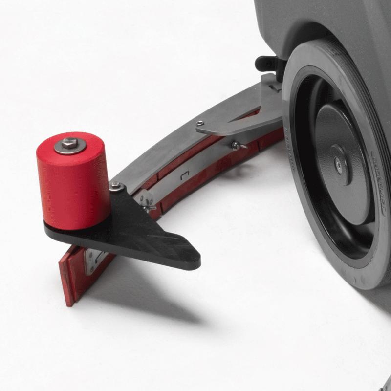EUREKA E100 | AUTO-LAVEUSE AUTOPORTEE INDUSTRIELLE COMPACTE
