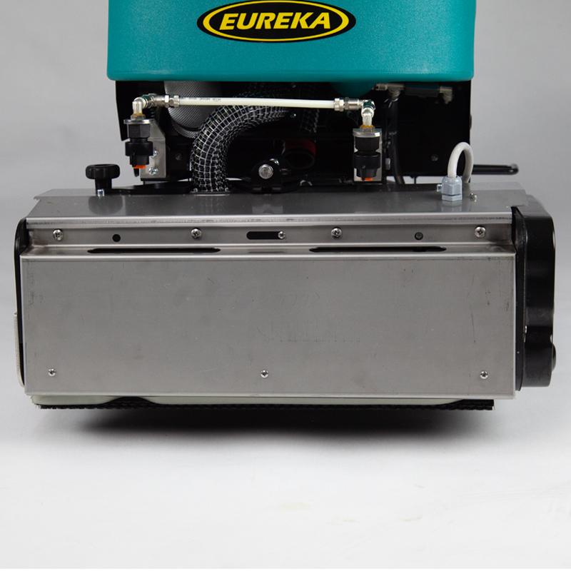 Eureka EC52 | Vacuum chamber in stainless steel