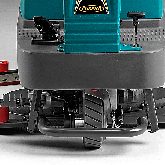 THE DRIVE MOTOR E65, E75, E83 RUN-ON SCRUBBER-DRYERS