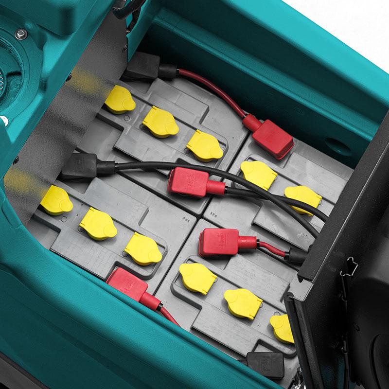 Long life batteries for Eureka E75 Scrubber