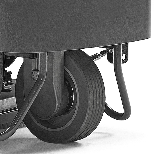 THE DRIVE MOTOR E85 SCRUBBER DRYER