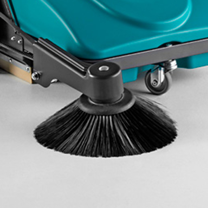 SIDE BRUSH PICOBELLO151 PATENTED MANUAL SWEEPER