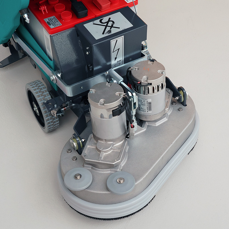 ROBUST STRUCTURE E71 SCRUBBER-DRYER