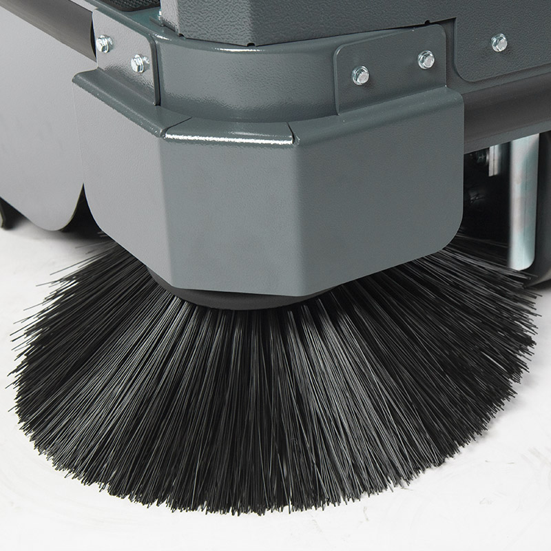 SIDE BRUSHES TIGRA RIDE-ON VACUUM SWEEPER