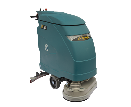 ECONOMY + ECOLOGY E61 SCRUBBER-DRYER