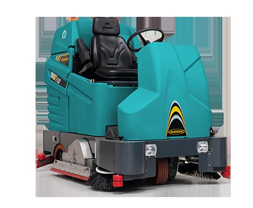 Eureka E110-R | Combo lavasciuga/spazzatrice di Eureka