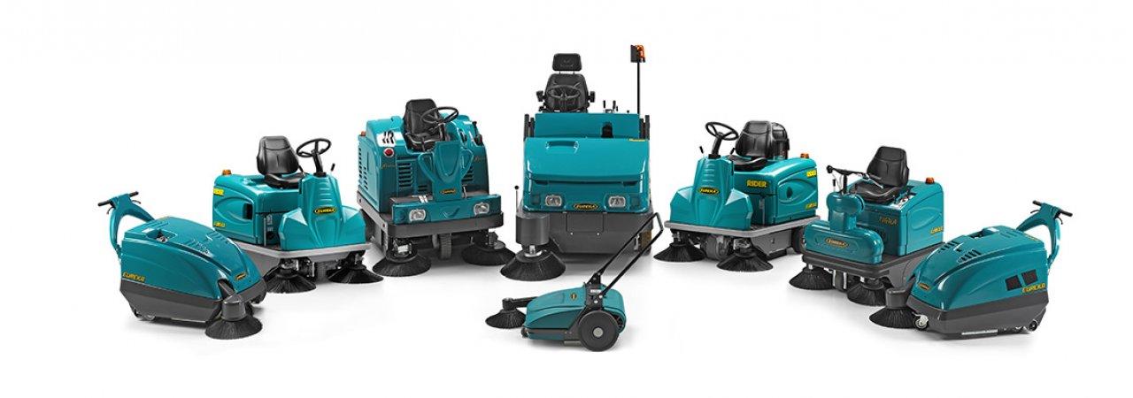 Industrial Floor Cleaning Equipment Cleaner Machines Eureka