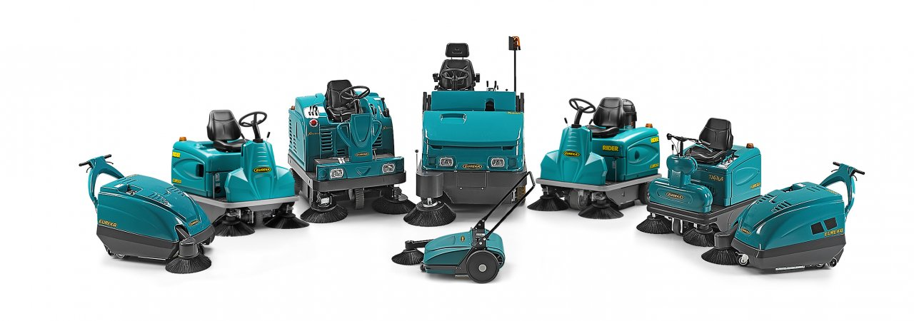 Industrial Sweepers Floor Sweeping Machines Eureka