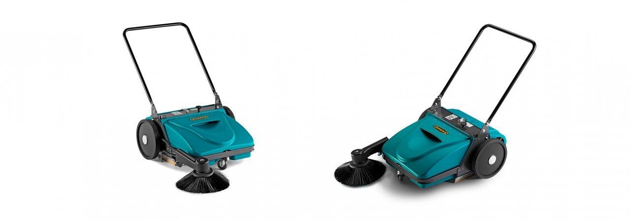 Eureka Picobello | manual (mechanical) sweepers