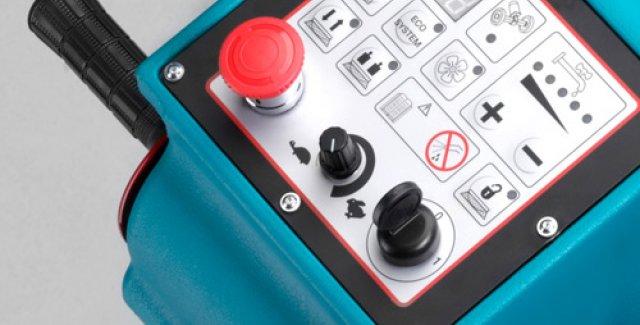 lavadoras-secadoras Eureka Selector de velocidad máxima