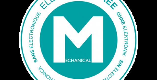 Eureka M-Mechanical linea di macchine libera da componenti elettroniche