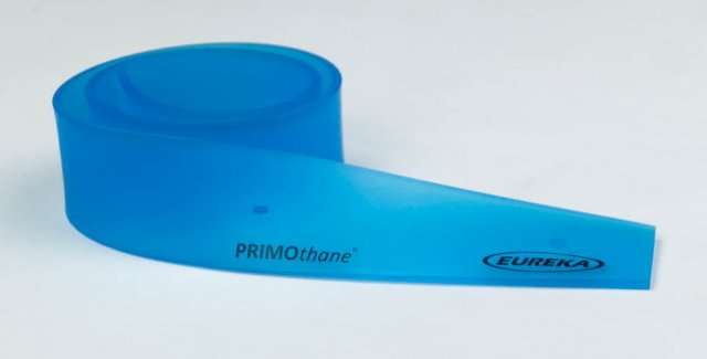Primothane rubber blades for squeegees