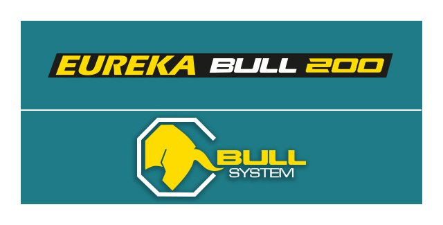 Eureka Bull 200 with BULL System