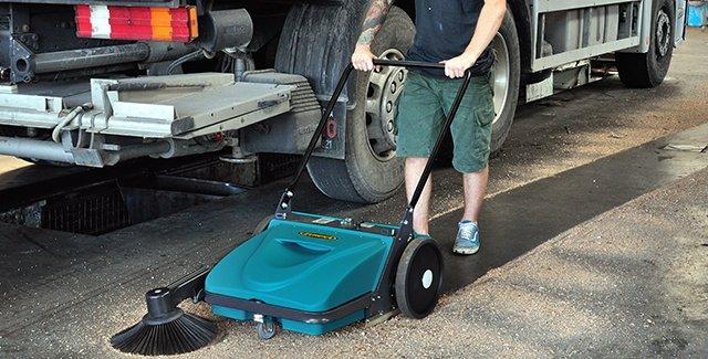 Picobello sweeper