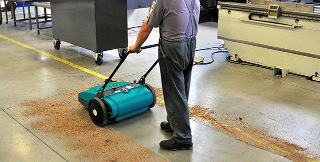 Manual Push Sweeper Picobello