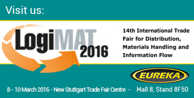 Logi MAT internationa logistics fair