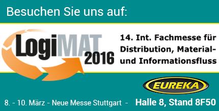 Neue Messe Stuttgart - Distribution, Material- und Informationsfluss