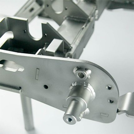 scrubber-dryers made in stainless steel