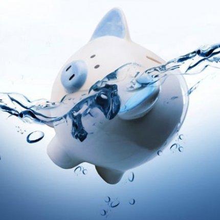 Pulizie risparmiando acqua