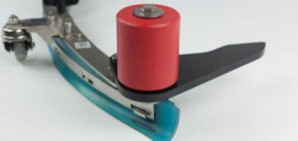 Swinguard® - grössere Genauigkeit und höhere Sicherheit bei der Reinigung an Wänden, in Ecken und freien Bereichen.
