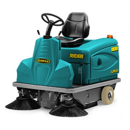 RIDER 1201 Professional Sweeper