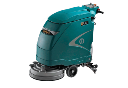 ROBUST STRUCTURE E51 WALK-BEHIND SCRUBBER-DRYER