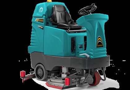 EUREKA E100 fregadora industrial