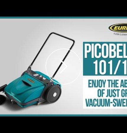 Picobello 101 Manual Floor Sweeper Eureka
