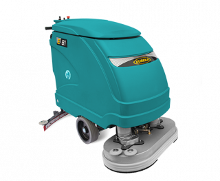 E81 ROBUST PROFESSIONAL WALK-BEHIND SCRUBBER-DRYER