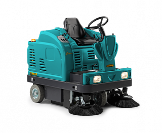 XTREMA COMPLETELY HYDRAULIC RIDE-ON SWEEPER