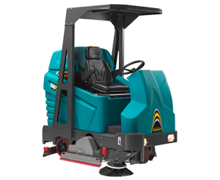 Eureka E110-R | The combi sweeper-scrubber from Eureka
